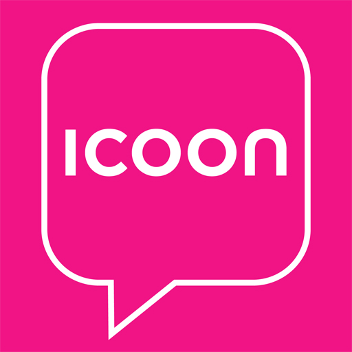 ICOON global picture dictionary app icon